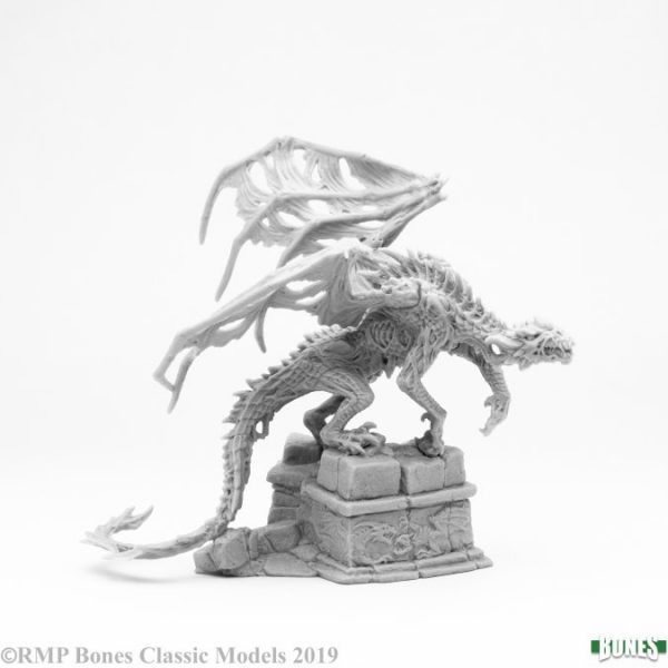 Reaper Miniatures Zombie Dragon 77466