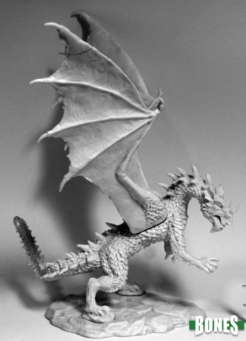 Reaper Miniatures Stormwing, Dragon 77578