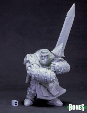 Reaper Miniatures Fire Giant Bodyguard (Huge) 77615