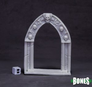 Reaper Miniatures Graveyard Archway 77635