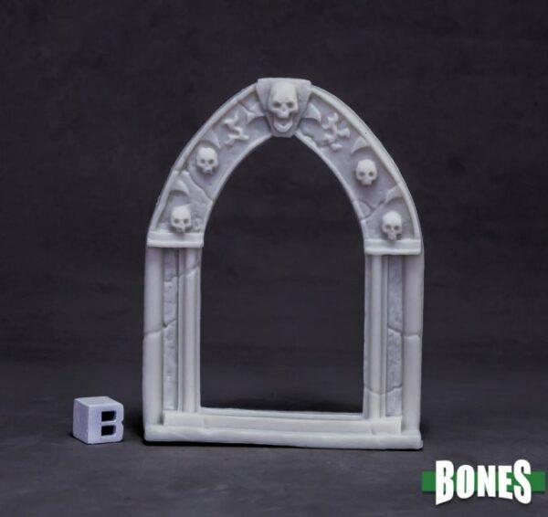 Reaper Miniatures Graveyard Archway 77635