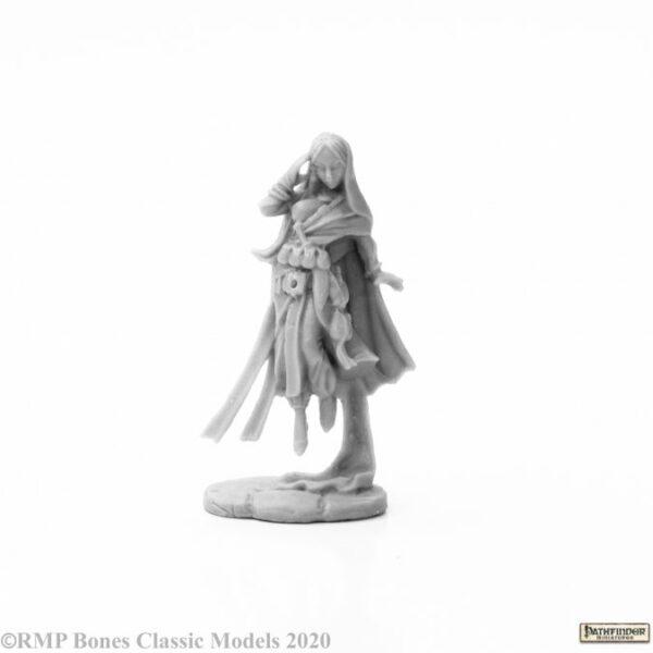 Reaper miniatures Rivani, Iconic Psychic 89048