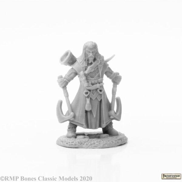 Reaper Miniaturen Hakon, Iconic Skald 89049