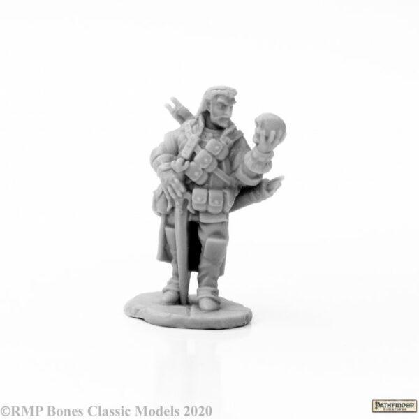 Reaper miniaturen Mavaro, Iconic Occultist 89051