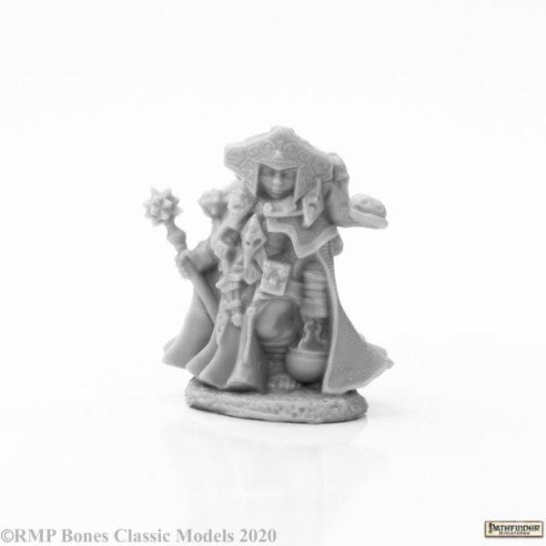 Reaper miniaturen Shardra, Iconic Shaman