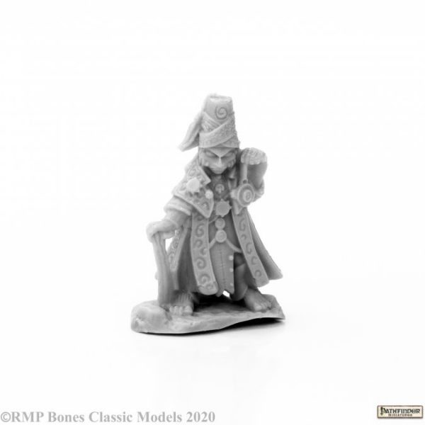 Reaper miniatures Meligaster, Iconic Mesmerist 89053