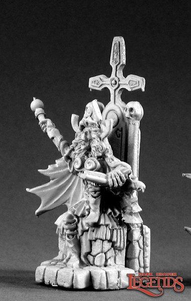 Reaper Miniatures Lucrella Lich Queen 02068