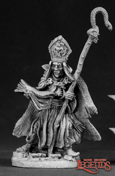 Reaper miniatures St Tarkus, Dire-dead 02310