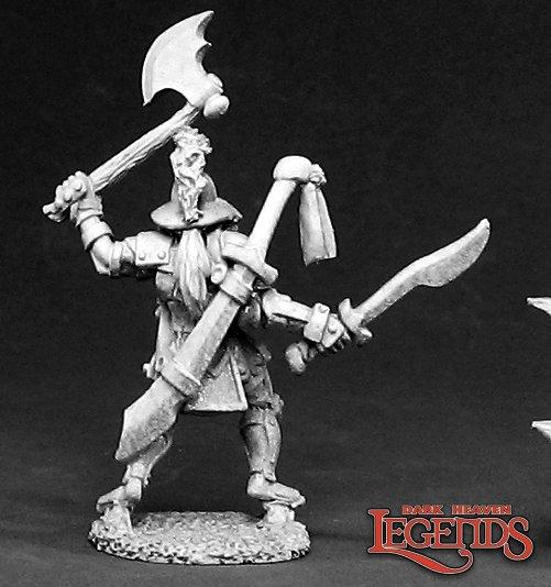 Reaper Miniatures Morkoth Vipertongue 02382