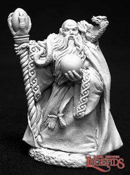 Reaper Miniatures Tox Dragon Wizard 02700