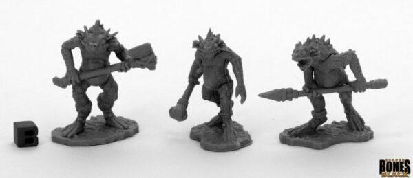 reaper miniatures Troglodytes (3) 44046