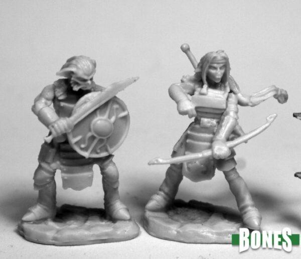 Reaper Miniatures Hobgoblin Warriors (2) 77476