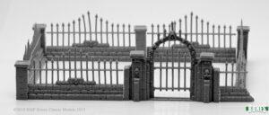 Reaper Miniatures Harrowgate Graveyard Set 77529