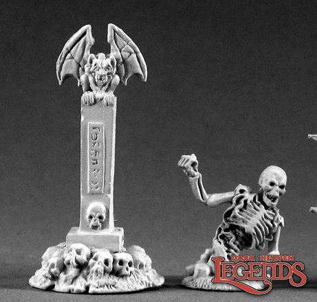 Reaper Miniatures Undead Rising 02043