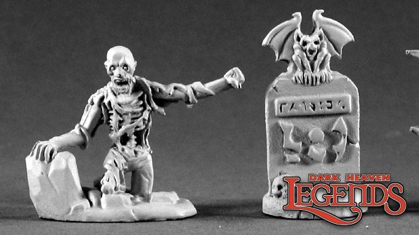 Reaper Miniatures Undead Awakening 02157