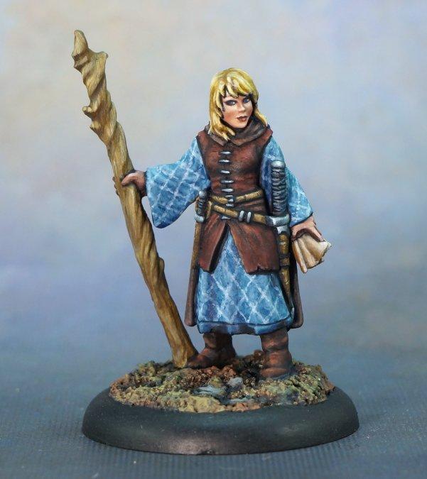 Reaper Miniatures Asandris Nightbloom, Female Druid 04012