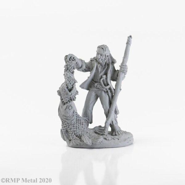 Reaper Miniatures Brinewind Fisherman 04025