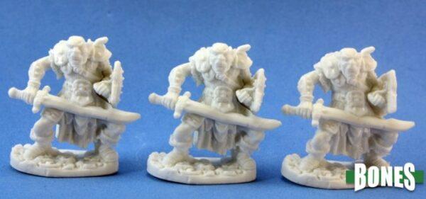 Reaper Miniatures Orc Swordsman (3) 77019