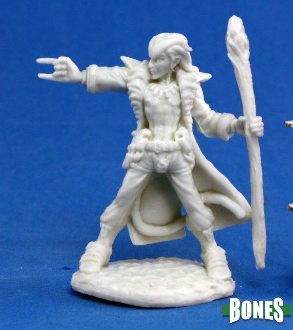 Reaper Miniatures Damien, Hellborn Wizard 77149