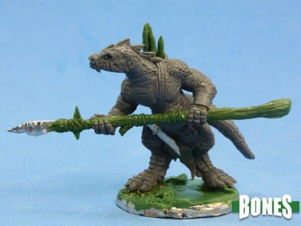 Reaper Miniatures Lizardman Spearman 77154