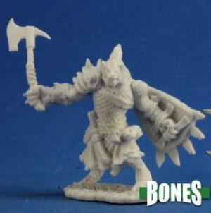 Reaper Miniatures Bloodmane, Gnoll Warrior 77236