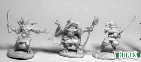 Reaper Miniatures Tengu (3) 77471 Birdfolk
