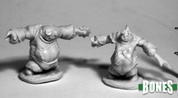 Reaper Miniatures Lesser Stitch Golems (2) 77500
