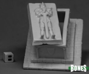 Reaper Miniatures Large Sarcophagus 77540
