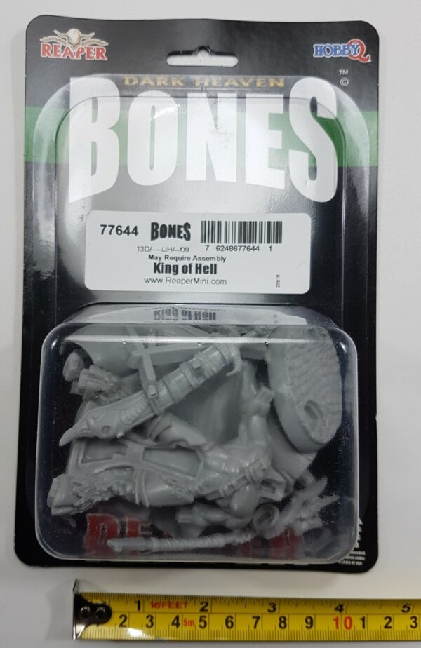 Reaper Miniatures King of Hell 77644