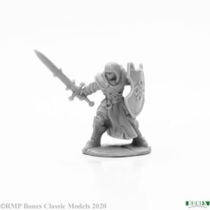 Reaper Miniatures Ava Justinia, Female Templar 77667