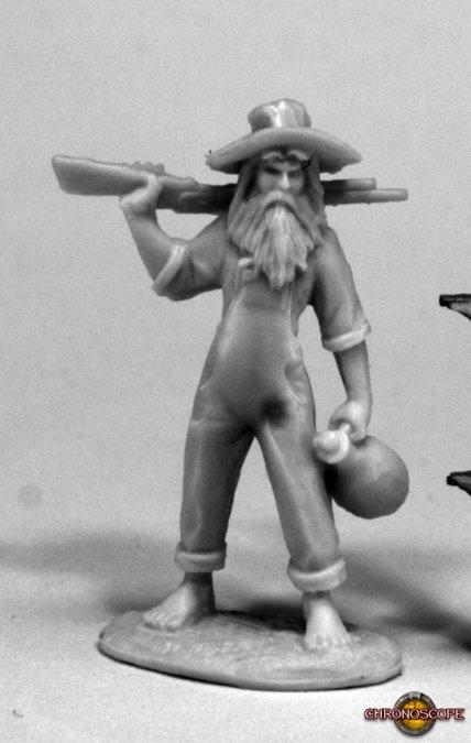 Reaper Miniatures Hillbilly 80071