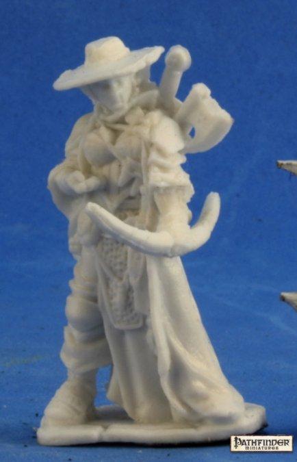 Reaper Miniatures Imrijka, Iconic Inquisitor 89017