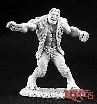 Classic Horror: Frankenstein's Monster 03249