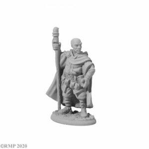 Reaper Miniatures Amari, Adventuring Wizard 04013