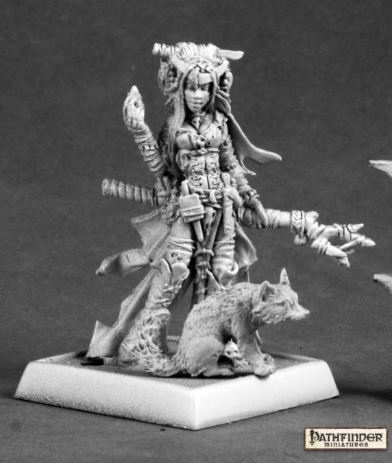 Reaper Miniatures Feiya, Iconic Witch 60048