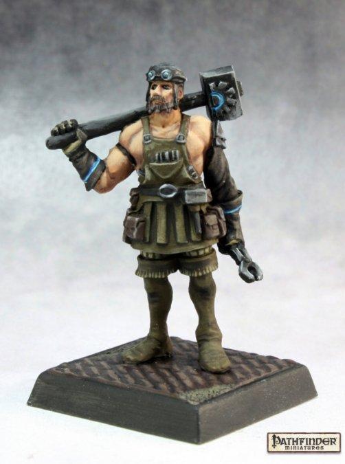 Reaper Miniatures Ardoc Brotherhood 60151