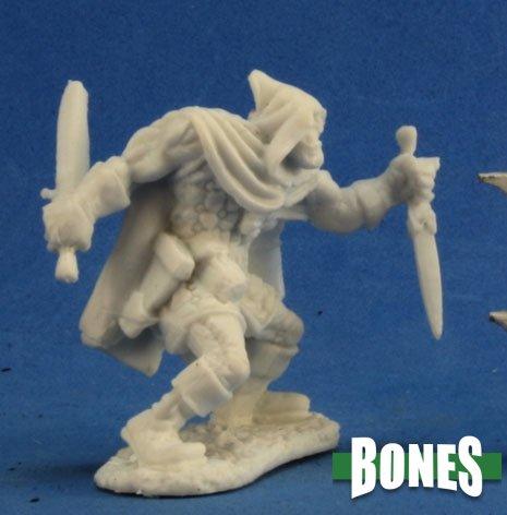 Reaper Miniatures Rogan, Half Orc Rogue 77224