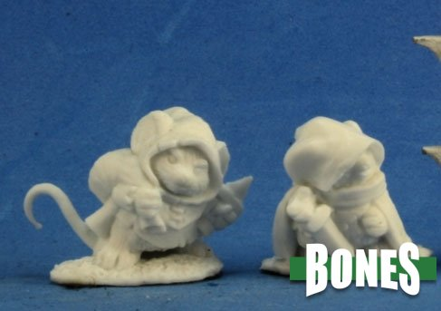 Reaper Miniatures Mousling Thief and Assassin 77287