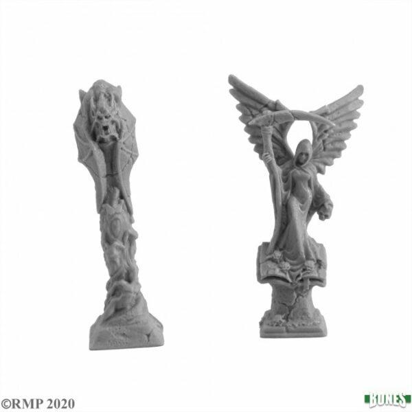 Reaper Miniatures Harrowgate Shrines 77723