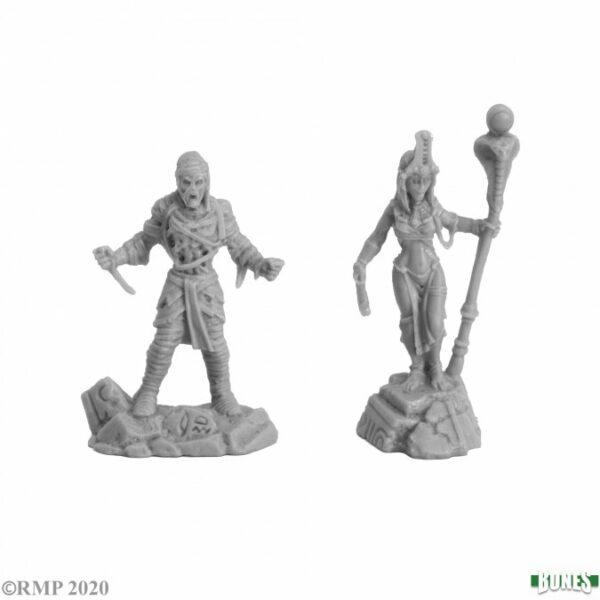Reaper Miniatures Mummy Sandkings (2) 77725