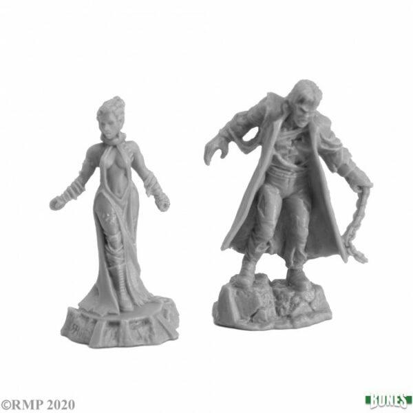 Reaper Miniatures Graveflesh Servants (2) 77729