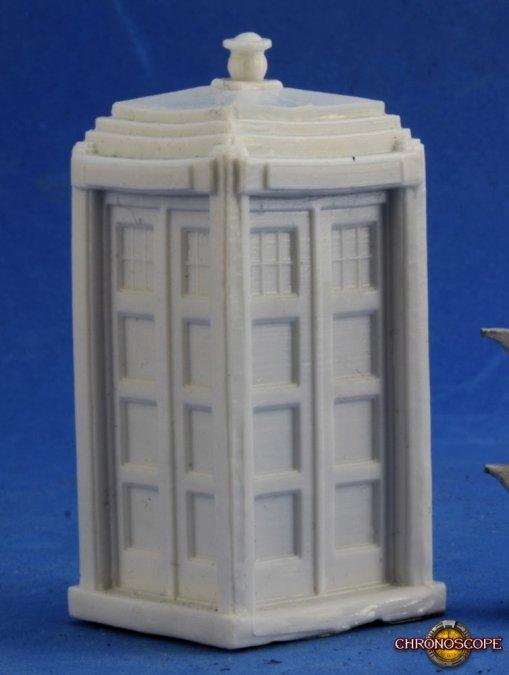 reaper miniatures Telephone Box 80037