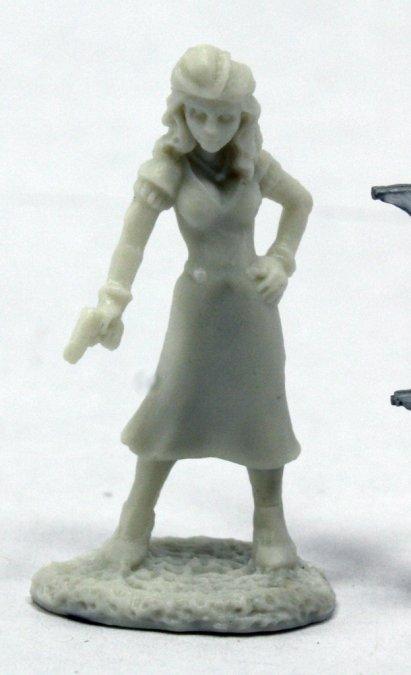 Reaper Miniatures Deadlands Noir: Femme Fatale 91011