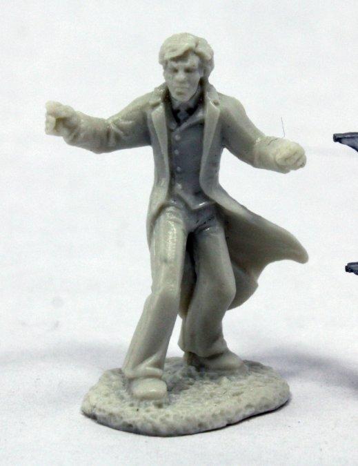 Reaper Miniatures Deadlands Noir: Grifter 91014