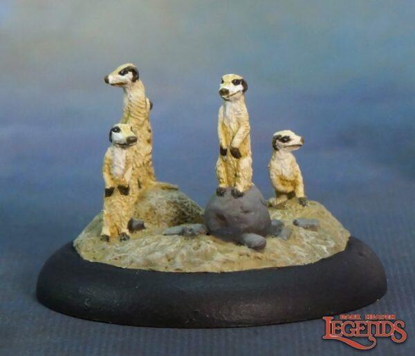 Meerkat Familiars 03713 (metal)