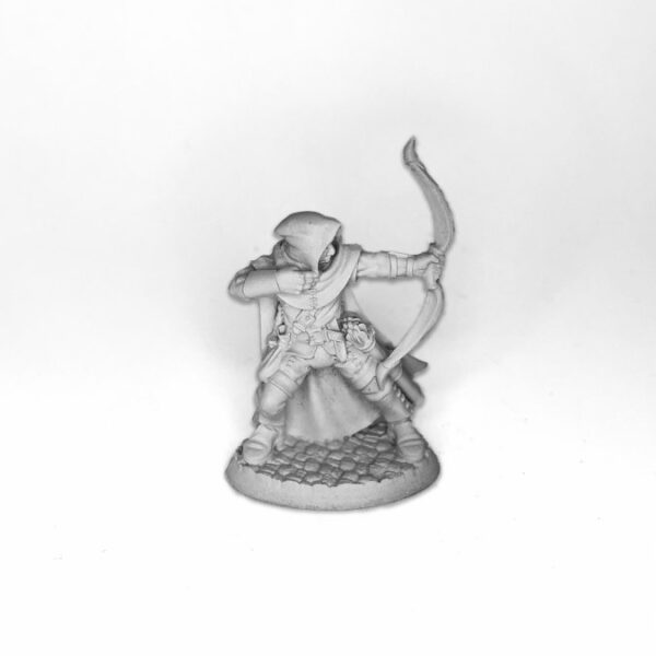 Vance Treadwell, Ranger 04016 (metal)