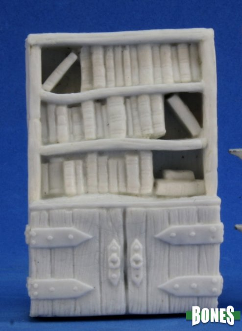 Reaper Miniatures Bookshelf 77318
