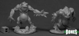Reaper Miniatures Deep Ones Warriors (2) 77519