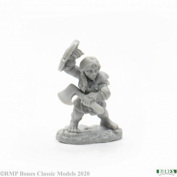 Dannin Deepaxe, Female Dwarf 77700