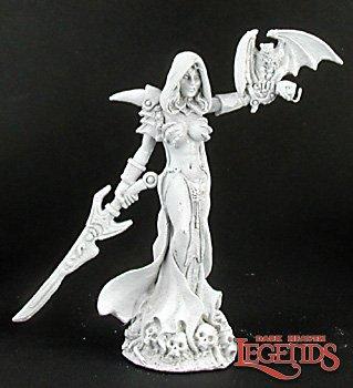 Eldessa, Necromancer 02986 (metal)